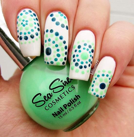 dekorirane na nokti