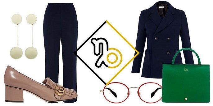 зодиак и дрехи