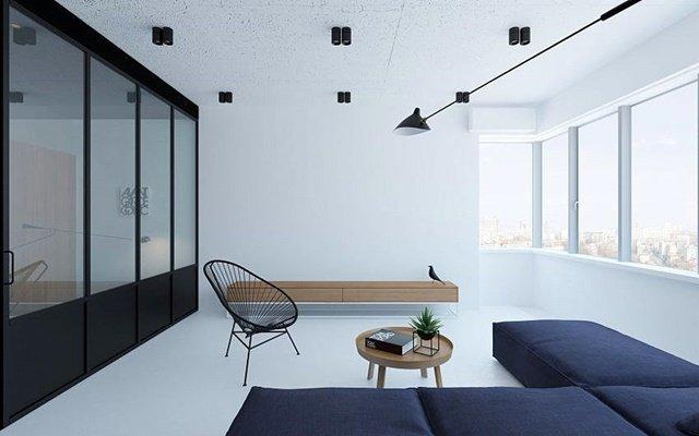 interior na apartamenti