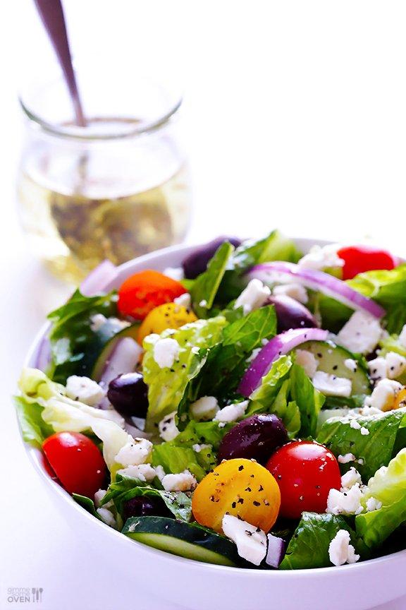 recepti za zelena salata