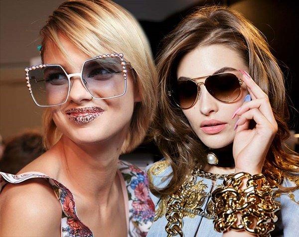 слънчеви очила 2017