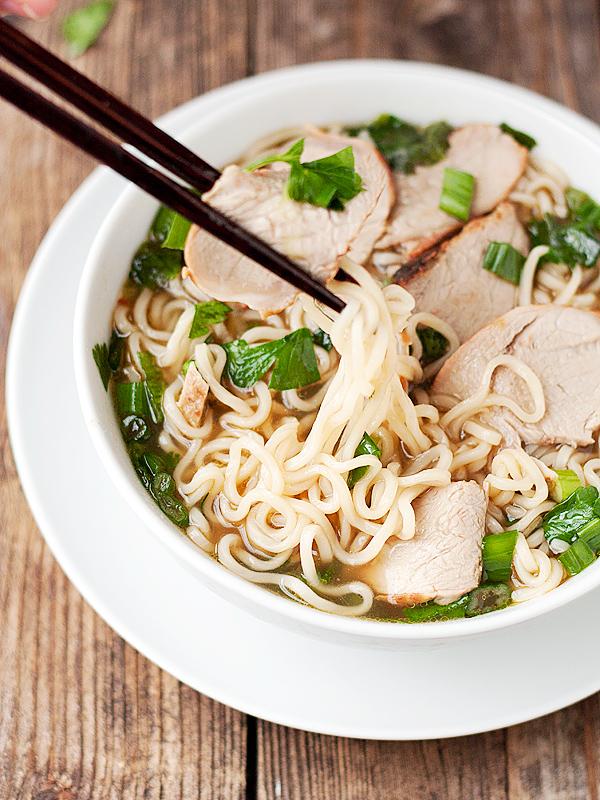 супа от свинско месо