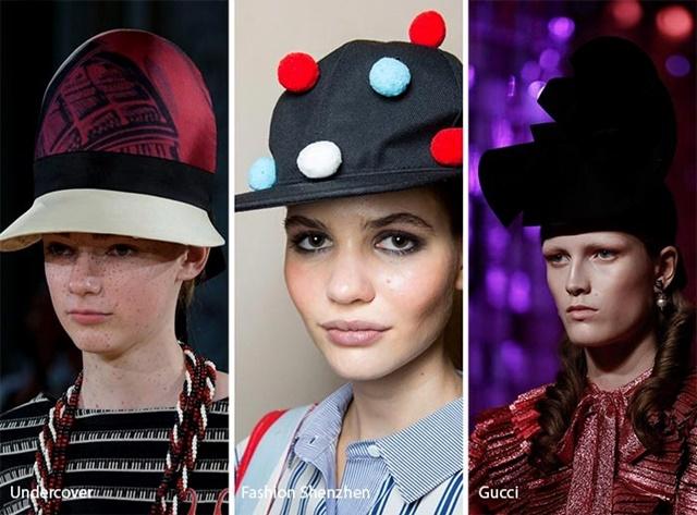 шапките