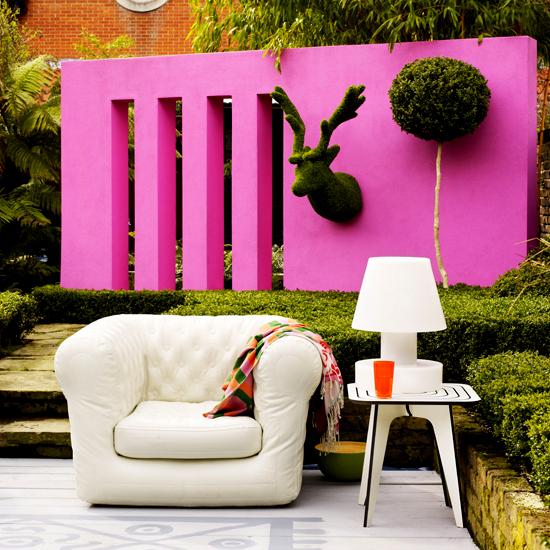 Идеи за двор и градини с дизайн за почивка