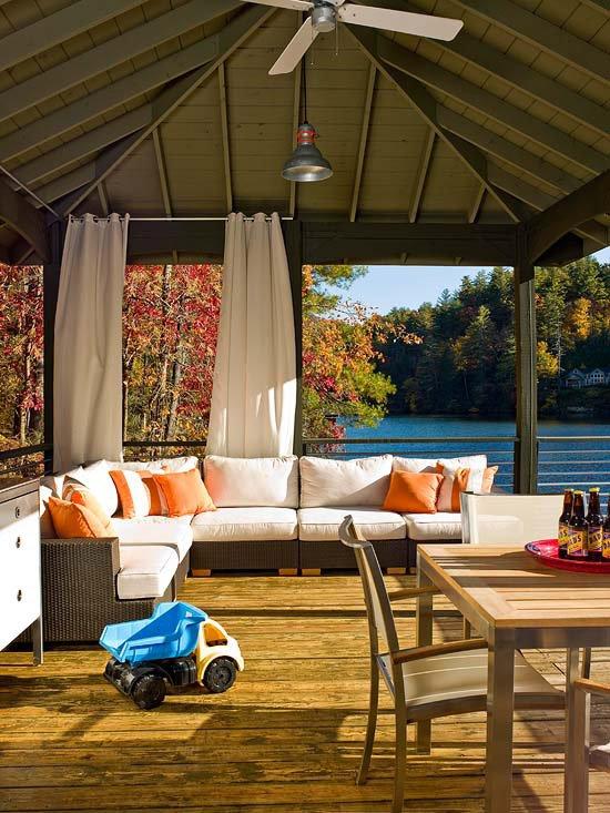 durvena veranda