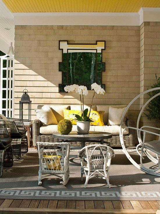 malka veranda na kushta