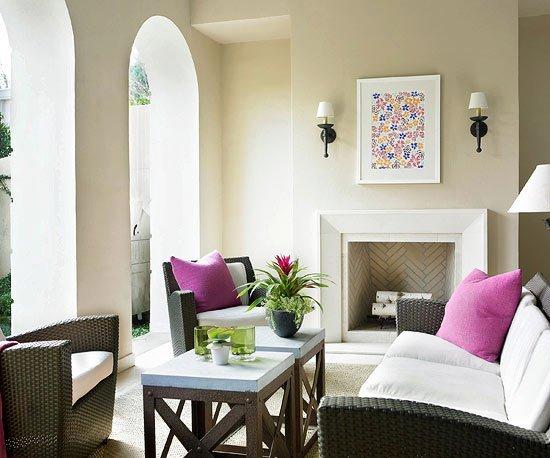 moderna veranda