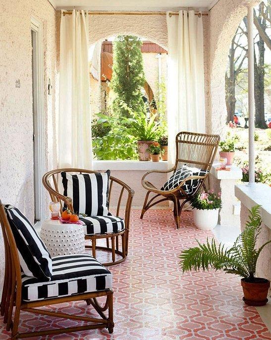 ideq za malka veranda