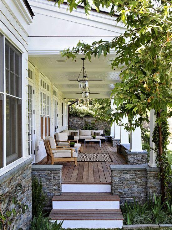 veranda na kushta