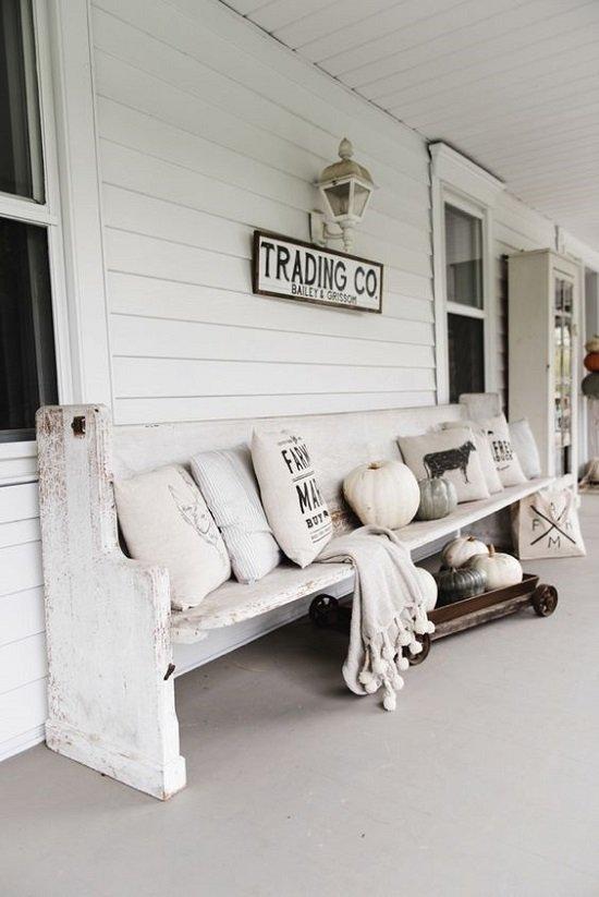 ideq za veranda na kushta