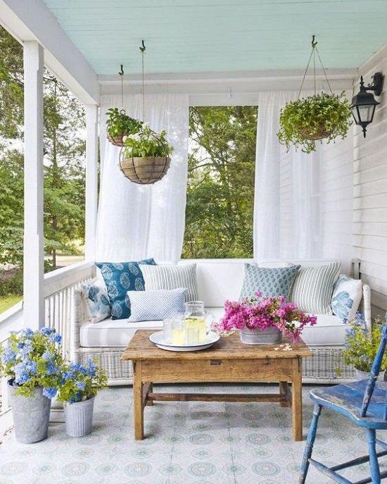 idei za veranda terasa na kushta