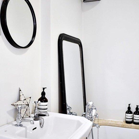 malka banq s ogledalo