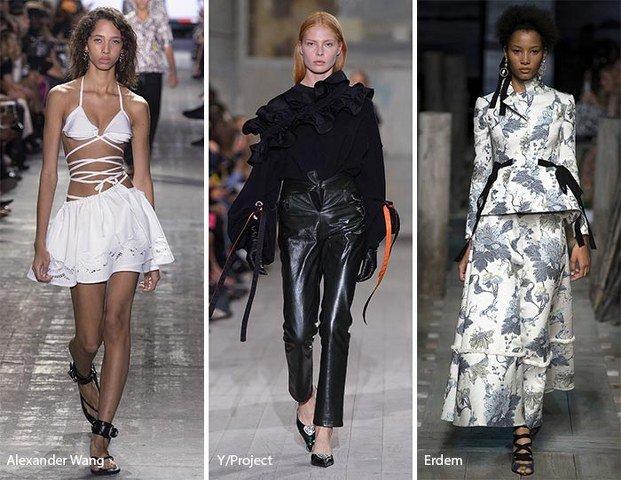 modni tendencii prolet lqto 2017