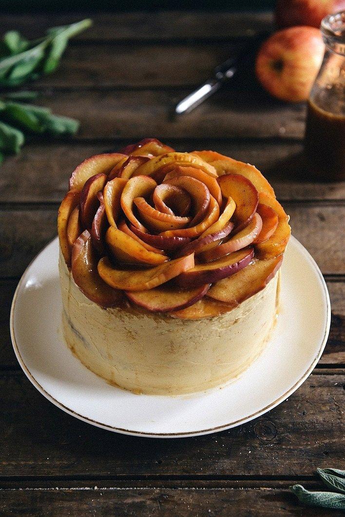 десерти с ябълки