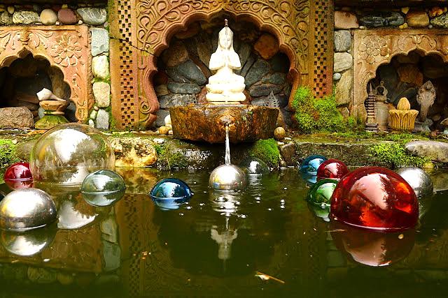 ezera dekoracii gradini