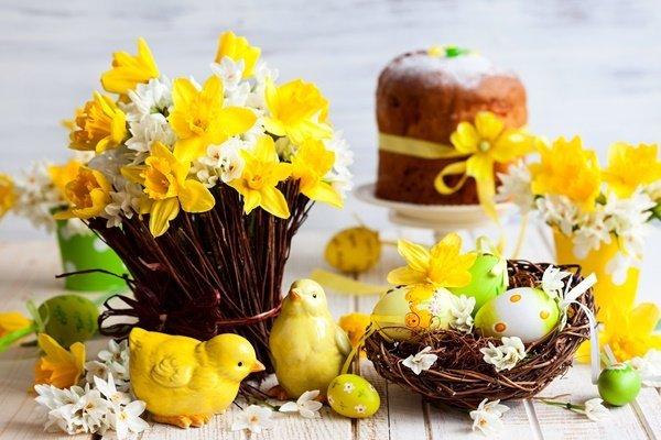 Великден – модерните пролетни декорации на годината