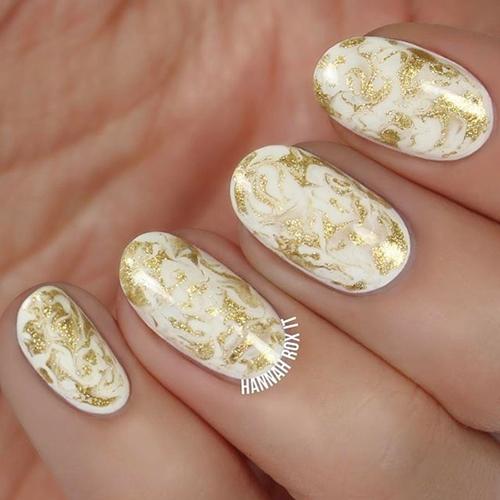 декорация на нокти