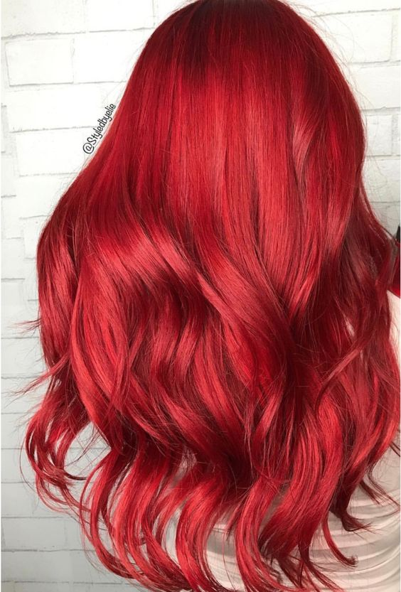 idei za chervena kosa