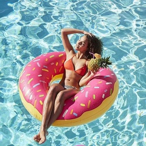 zabavni poqsi za basein i more poqs donut