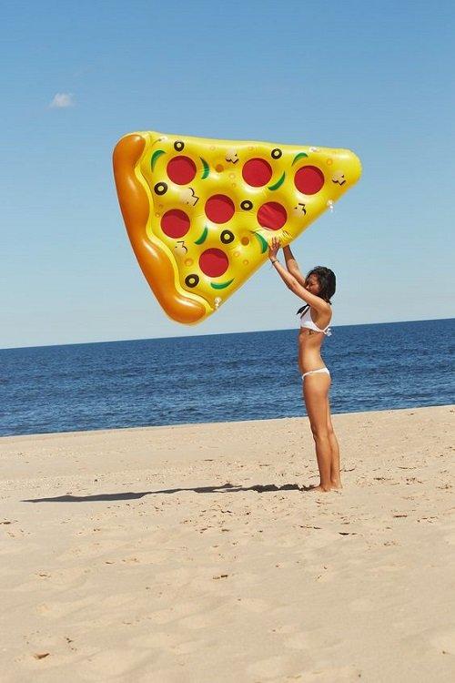 zabavni poqsi za basein i more poqs pica