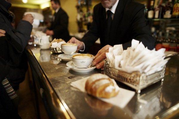 italianski espreso bar za kafe