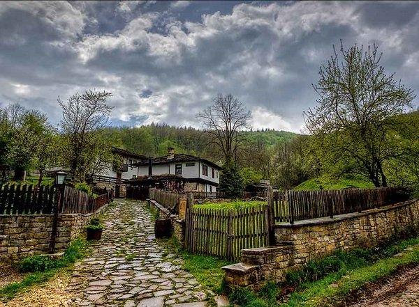 nai krasivite sela v bulgariq selo bojenci