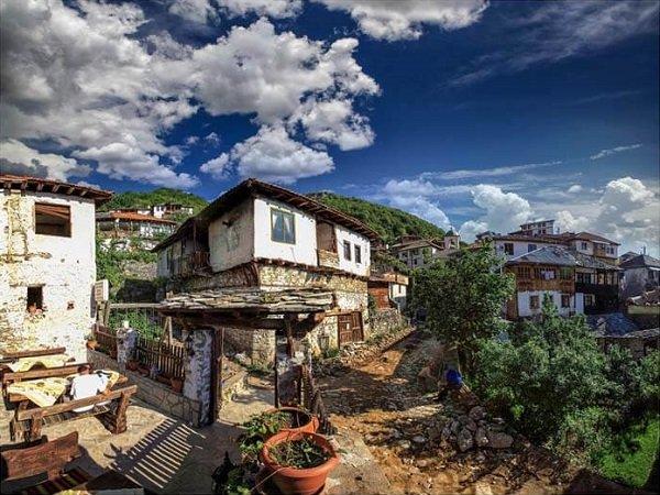 nai krasivite sela v bulgariq selo delchevo