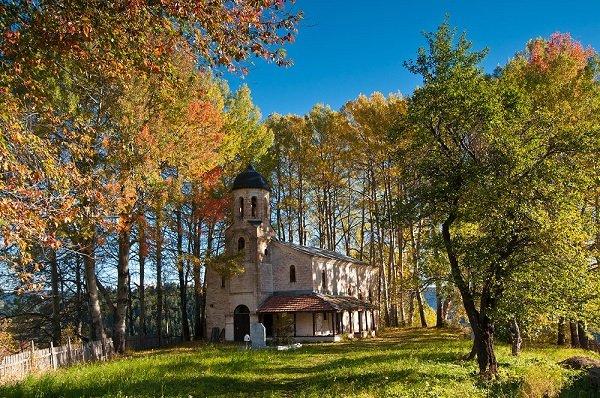 nai krasivite sela v bulgariq selo gela