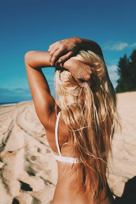 pricheski za plaja i lqtoto s pusnata kosa