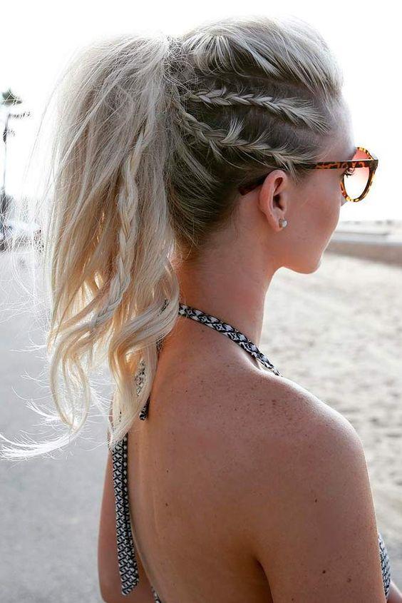pricheski za plaja i lqtoto s vurzana kosa na opashka i plitki