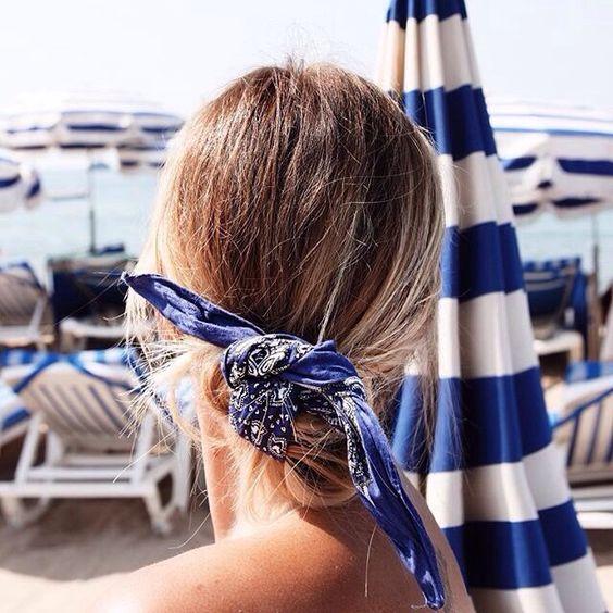 pricheski za plaja i lqtoto s vurzana kosa