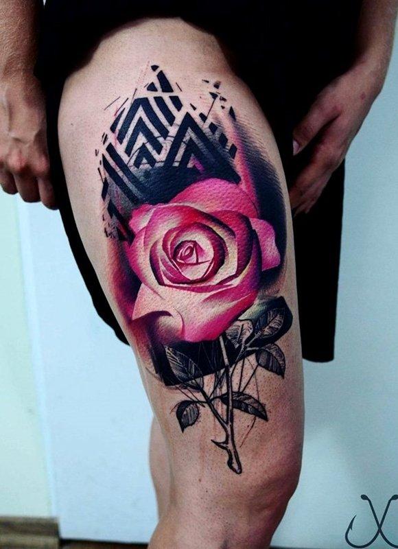 tatuirovki s roza