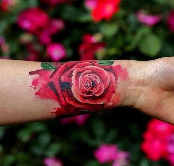 tatuirovkа roza