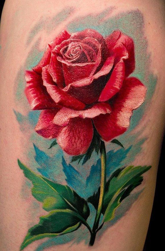 tatuirovki roza