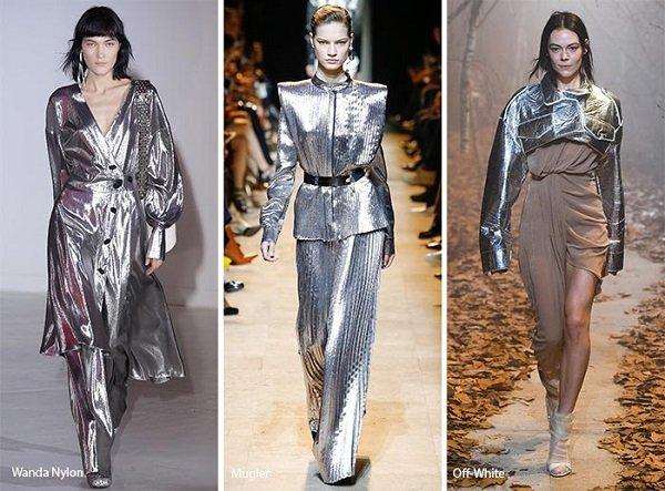 modni tendencii esen zima 2017 2018 srebristi drehi