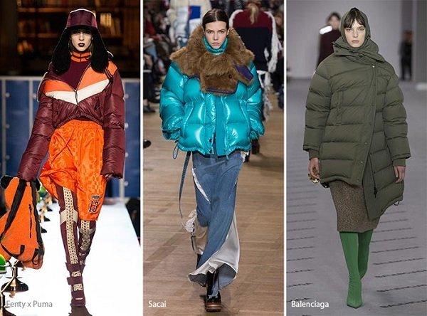 modni tendencii esen zima 2017 2018 obemni zimni qketa