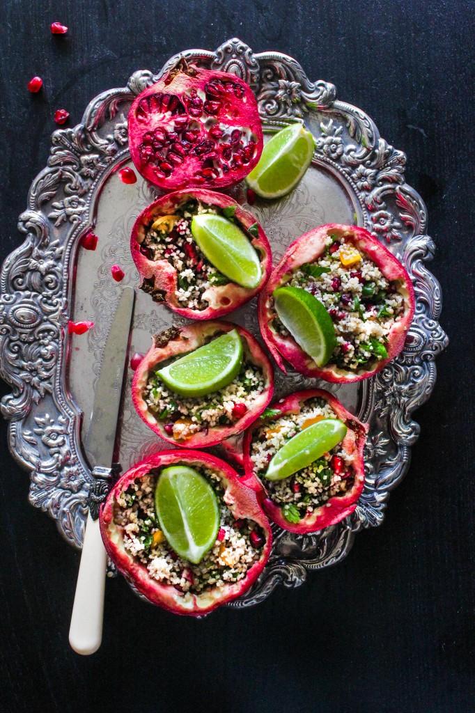 recepta za salata tabule s bulgur i nar