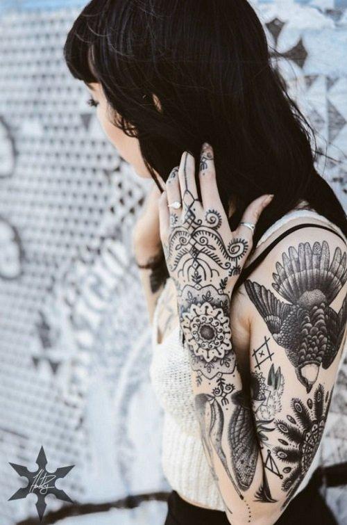 tatuirovki cql rukav za jeni