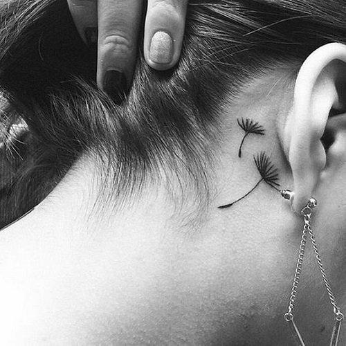 malka tatuirovka za jeni zad uhoto glusharche