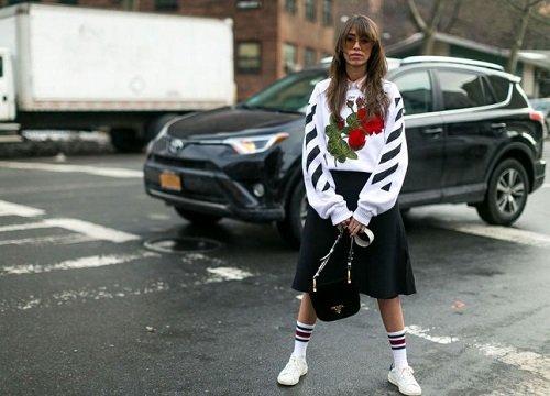 pulover s florali za esen 2017
