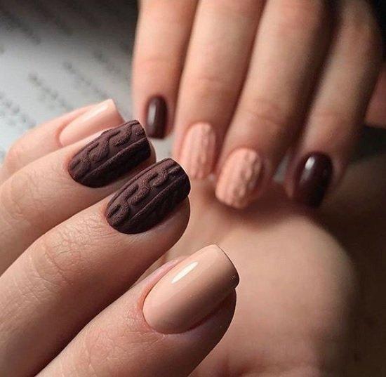 idei za manikur za kusni nokti