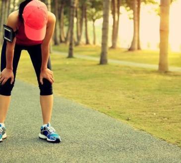 как да тичаме правилно
