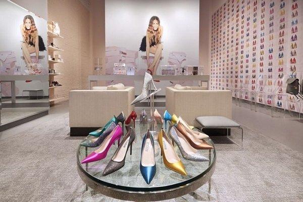 Sarah Jessica Parker carry brandshow obuvki