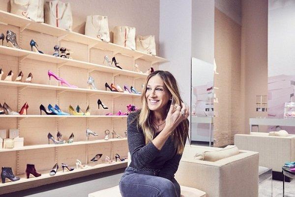 obuvki Sarah Jessica Parker carry brandshow