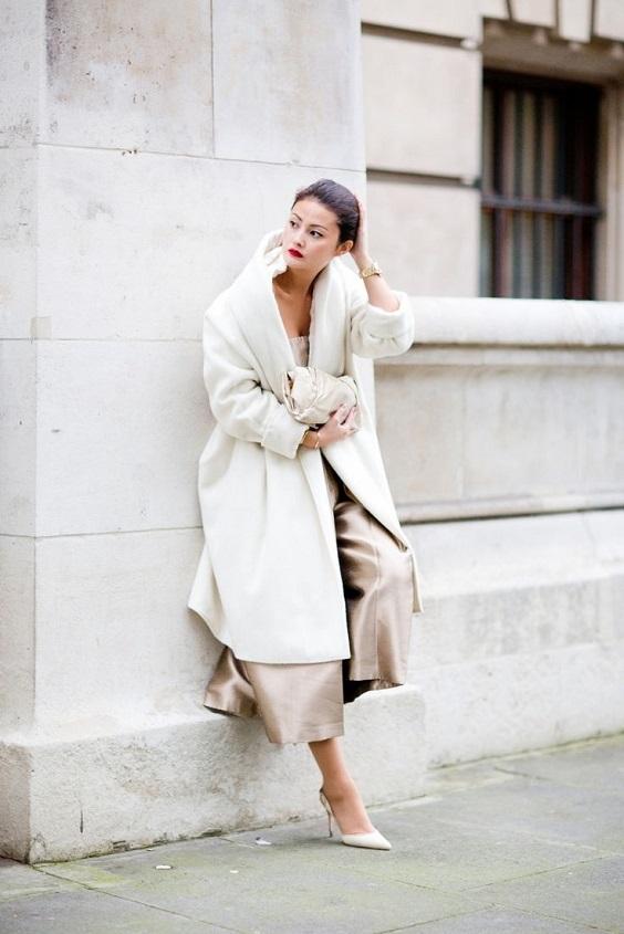 bql outfit za zimata s bqlo palto