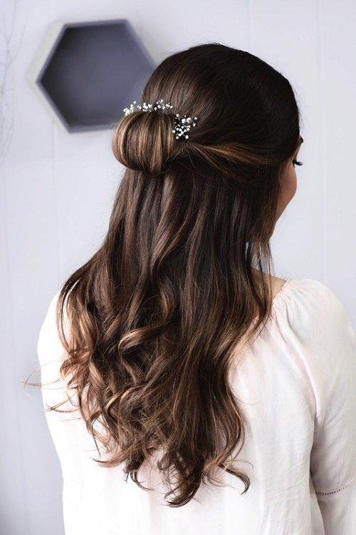 balna pricheska s pusnata kosa