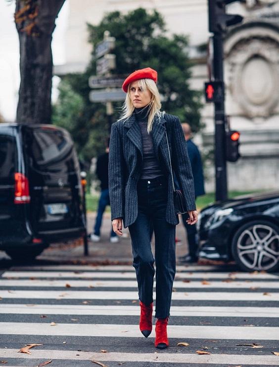 chervena shapka bareta