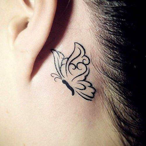 malki tatuirovki peperuda