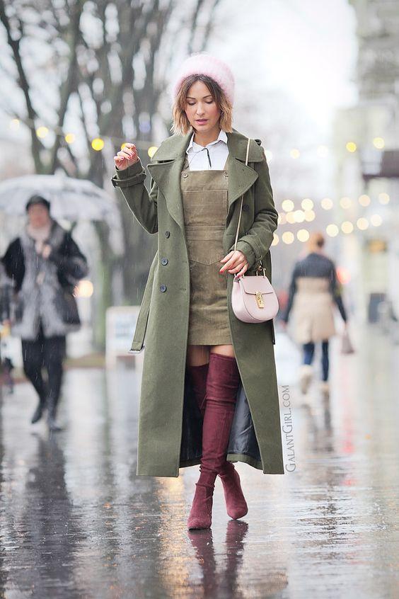 dulgi zimni palta