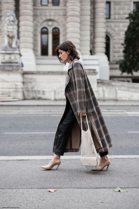 dulgo zimno palto kare